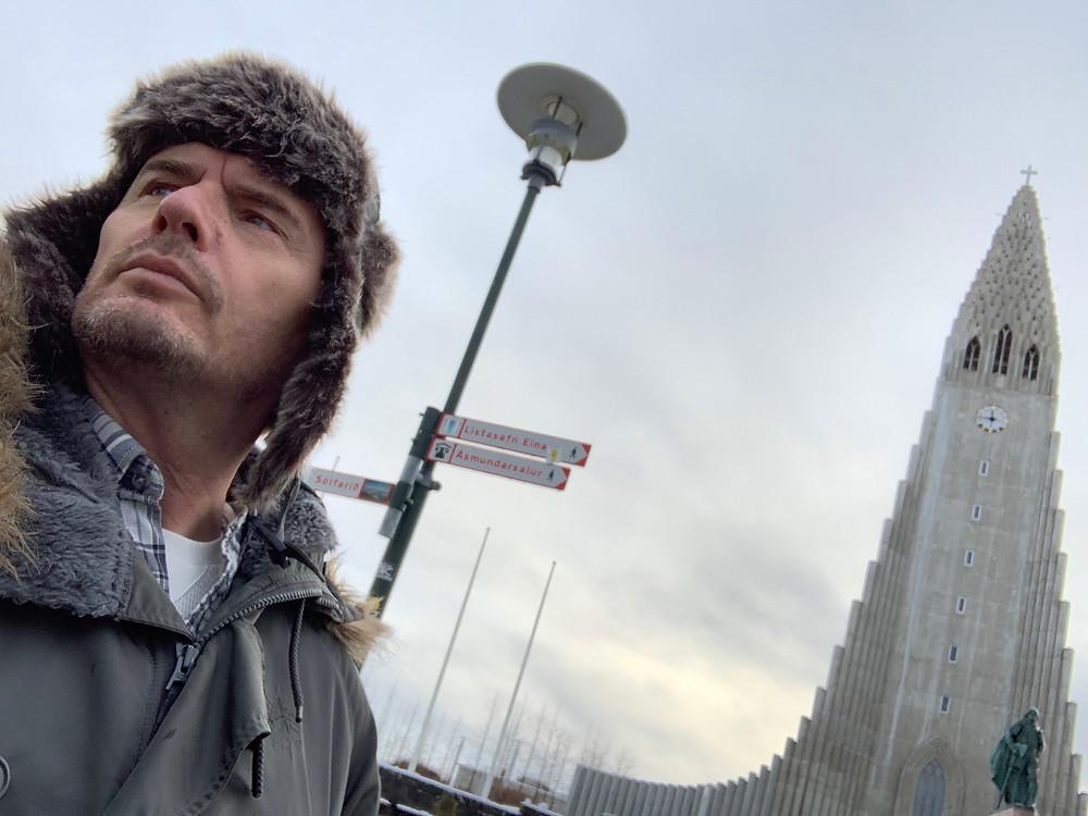 Tony Bulmer Reykjavík Iceland