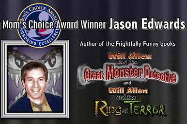 Award-winning author Jason Edwards