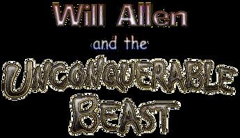 Unconquerable Beast COVER  Gfx 1e flat p