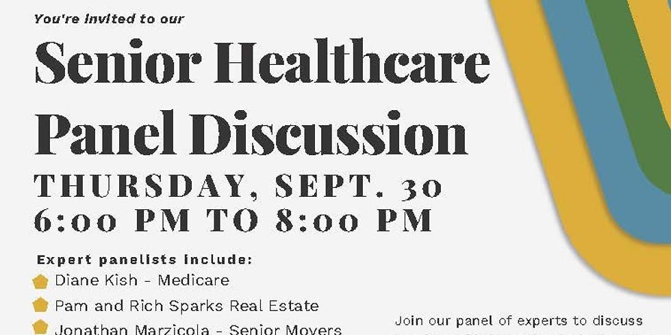 Senior Healthcare Panel Discussion