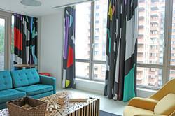 Indoor / Outdoor Lounge