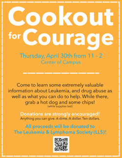 Cookout for Courage