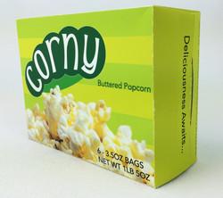 Corny Popcorn