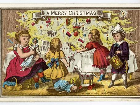 Twelve Christmas memories of Castle Hedingham (Part One)