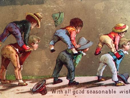 Twelve Christmas memories of Castle Hedingham (Part Two)