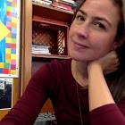 Ms. Donohue, Shell Bank's Technology Teacher