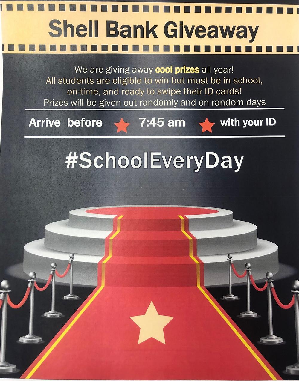 #SchoolEveryDay
