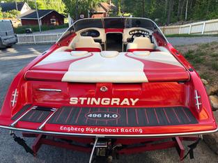 Stingray 230 SX