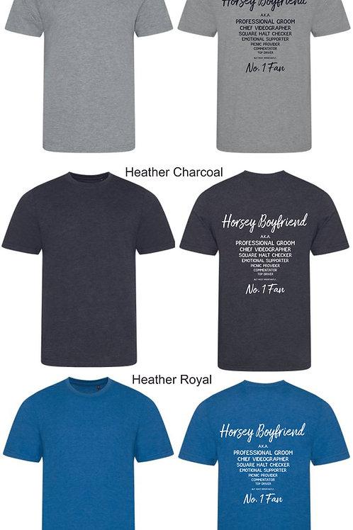 Men's Horsey Supporter Tee-shirt