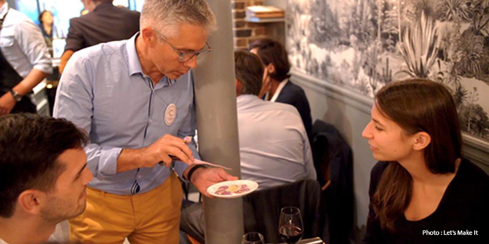 Les dîners complices du Collège Culinaire de France