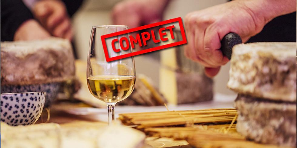 Pains, fromages & vins de Loire au Dublin's