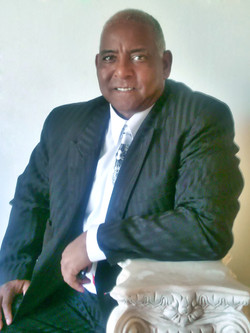 Pastor Willie Johnson