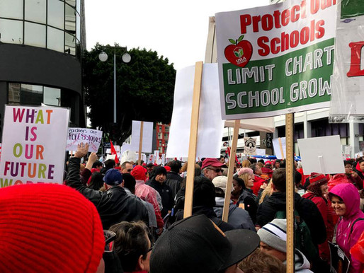 Commercial Landlords Criticize Los Angeles Tax Proposal Aimed at Raising Money for Schools