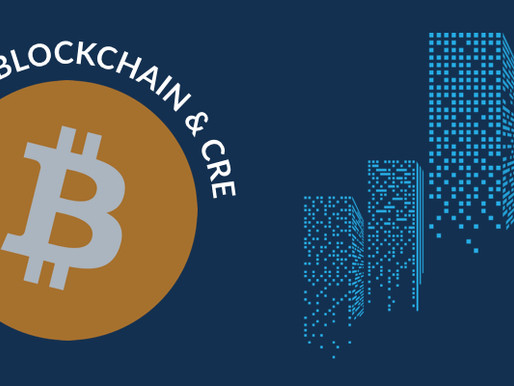 BLOCKCHAIN FOR CRE- MORE THAN A CRYPTO CURRENCY PLATFORM