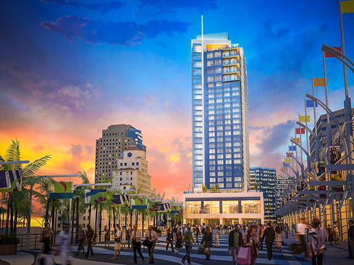 Long Beach Moves to Raise Its Tertiary-City Status