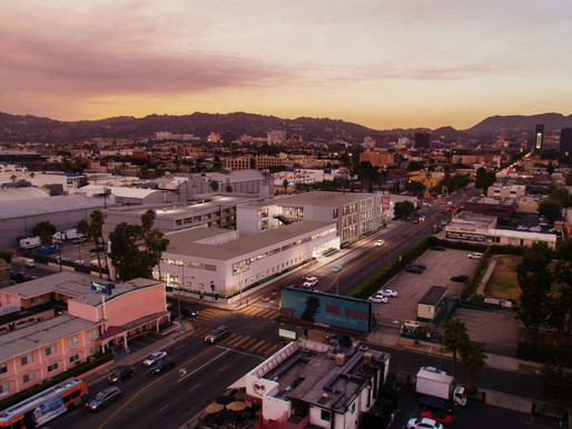 Netflix Dominates Hollywood, California, Offices With Two More New Leases