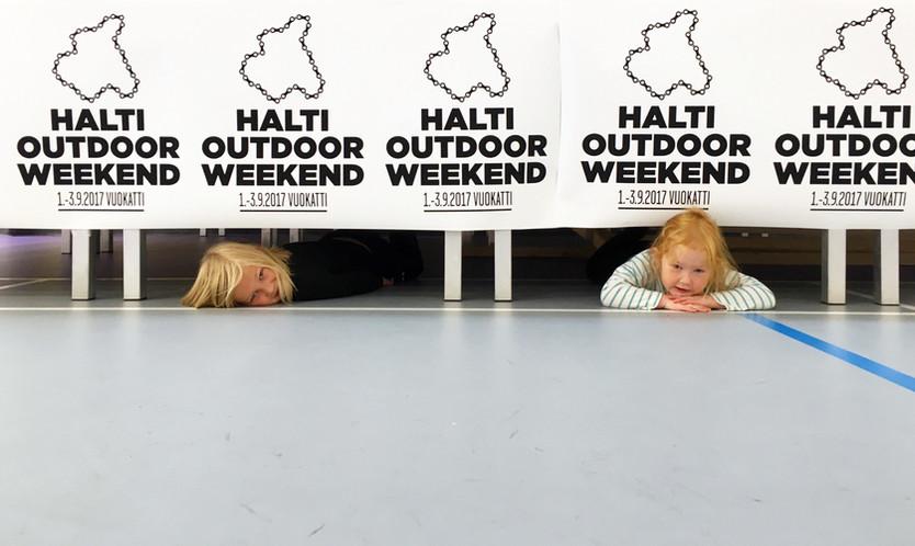 Halti Outdoor Weekend