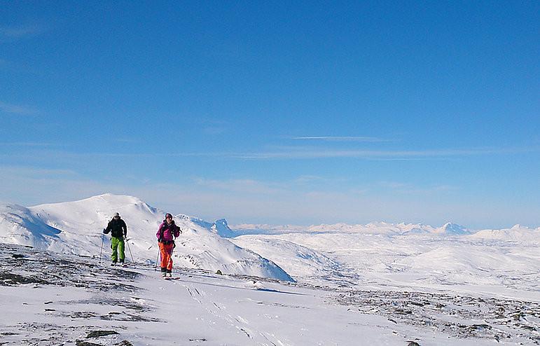 Vintersäsongen i Norr