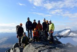 Outdoor Academy, klätterspec