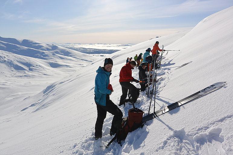 Vinterutbildning med Outdoor Academy