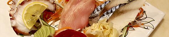 Sushi & Sashimi Combination Dinner