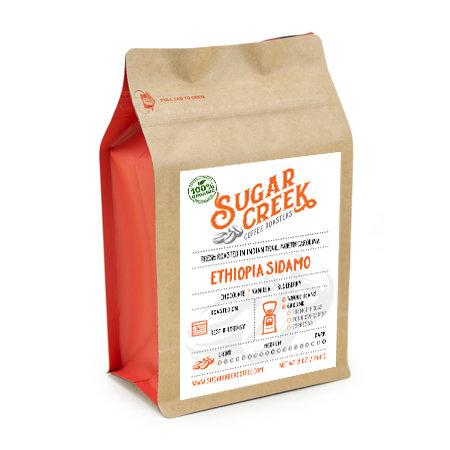 12 oz. Ethiopia - Sidamo (Organic)