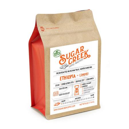 12 oz. Ethiopia - Limmu (Organic)