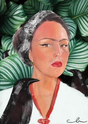 Digital Painting - Mixed Media