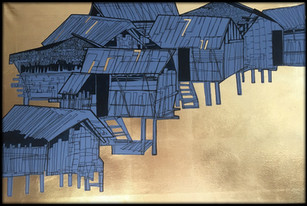 Impression of a Thai Village