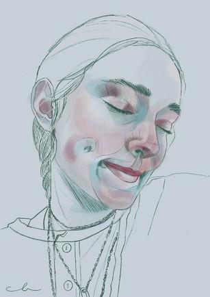Digital Painting - Watercolour