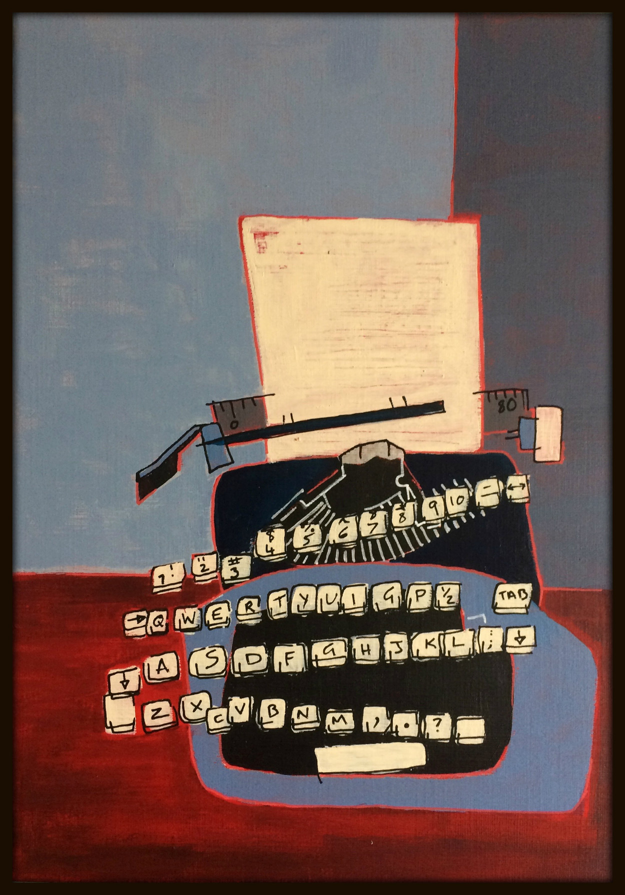 Typewriter - SOLD