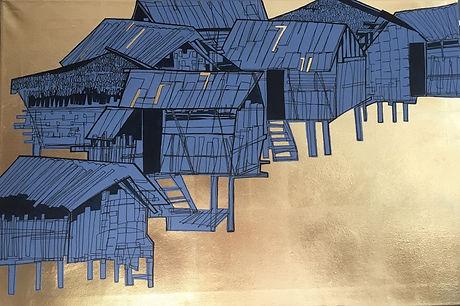 Impression of a Thai Village.jpg
