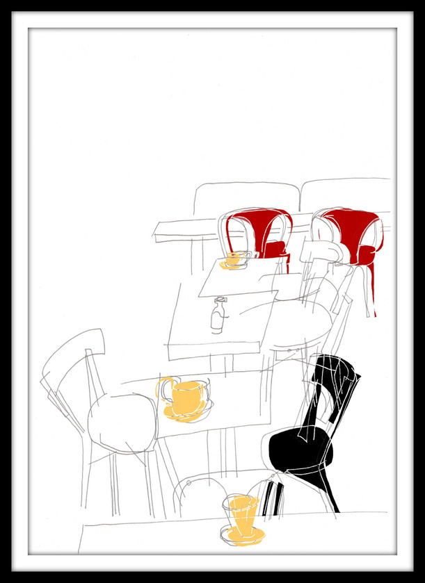 Coffee Shop - SOLD