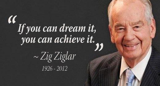 Zig Ziglar những câu nói truyền cảm hứng