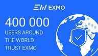 Exmo mua bán trao đổi tiền điện tử