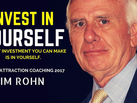 Câu nói hay truyền động lực và cảm hứng của Jim Rohn