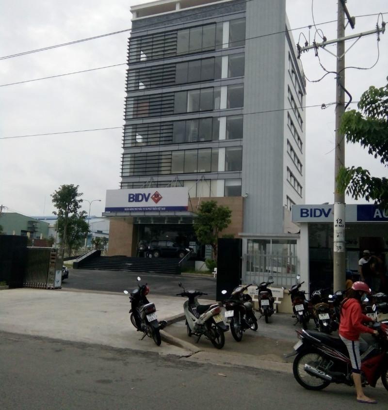 Tòa nhà ngân hàng BIDV
