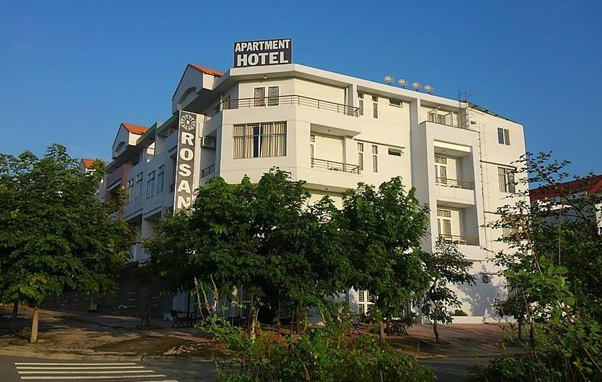 Nhà nghỉ Như Thiên Sơn
