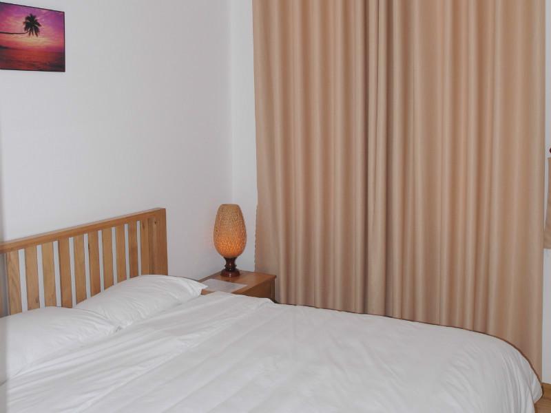 Phòng ngủ căn hộ sang trọng luxury
