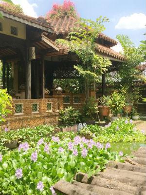 Kiến trúc cổ nhà rường Huế