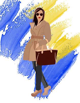 fashion illustration 2021.2