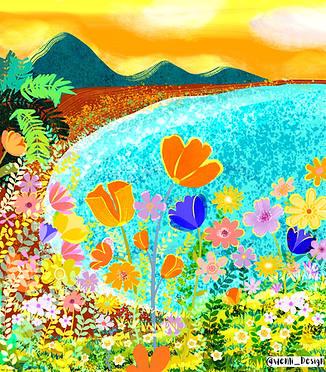 Flower Paradise 2020.7