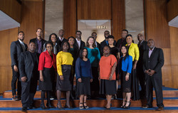 LONDON ADVENTIST CHORALE - multicolour