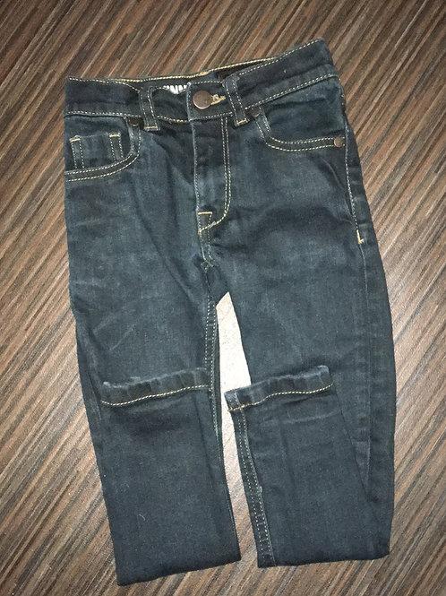 Next skinny jeans dark blue 4 years