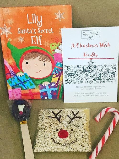 Personalised Christmas Eve kit
