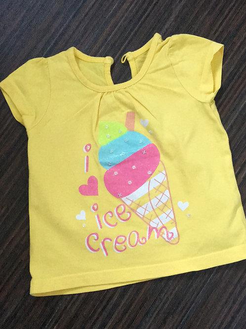 Matalan tshirt 3-6 months