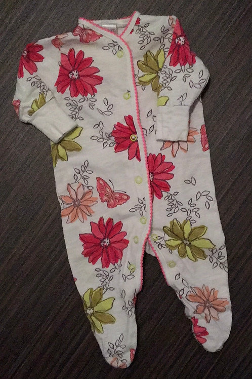 Next up to 1 month sleepsuit