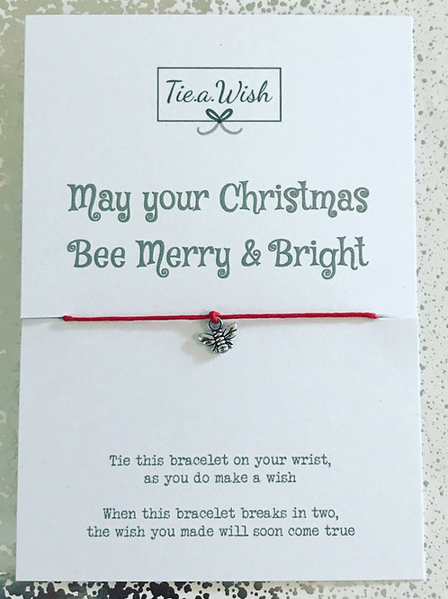 May your Christmas Bee Merry and bright