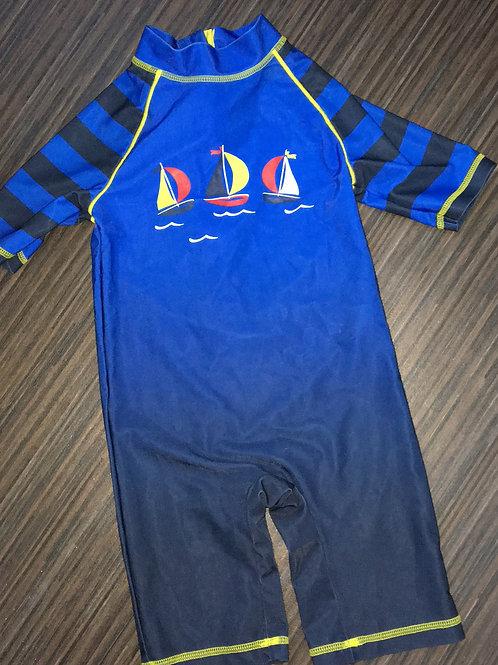 Boys sunsafe swim suit age 4-5