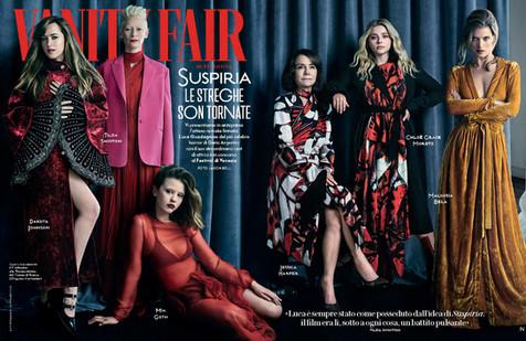 """Vanity Fair """"Suspiria"""""""